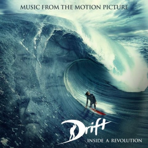 drift original motion picture soundtrack colonna sonora album cover