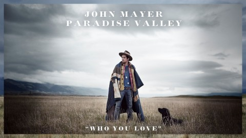 paradise valley john mayer copertina disco