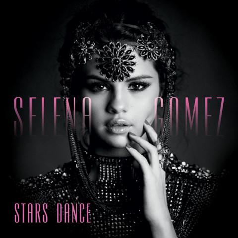 Selena Gomez - Stars Dance copertina cd