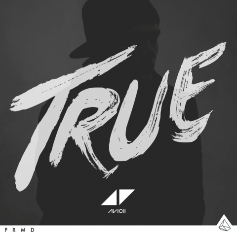 avicii true cd cover artwork