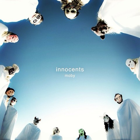 moby innocents copertina cd artwork