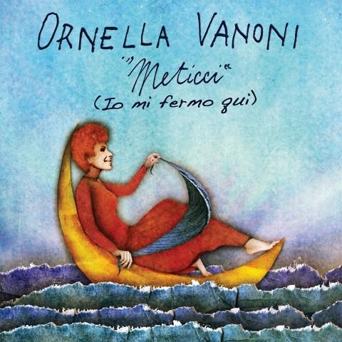 Meticci Ornella Vanoni copertina cd