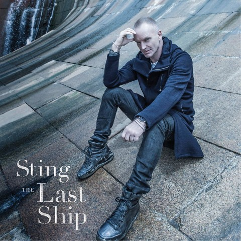 sting the last ship copertina disco