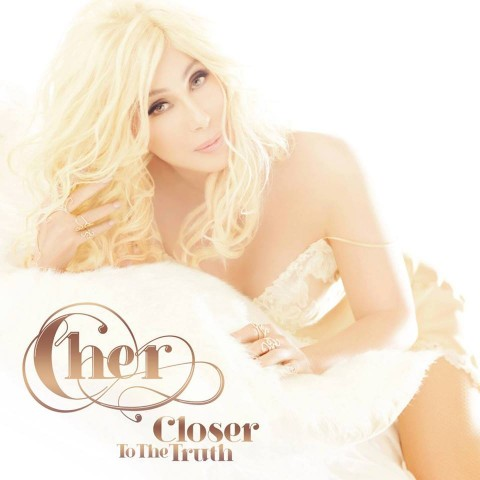 CHER – CLOSER TO THE TRUTH copertina cd