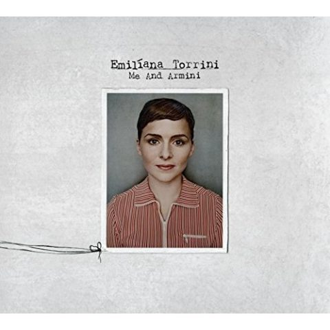 Emiliana Torrini Me and Armini album cover