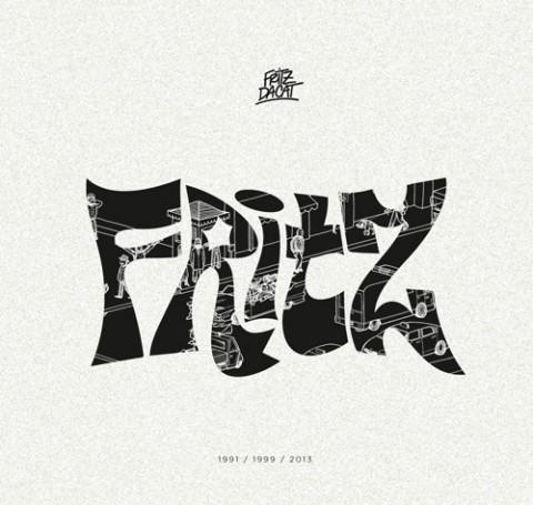 Fritz – Fritz Da Cat copertina cd