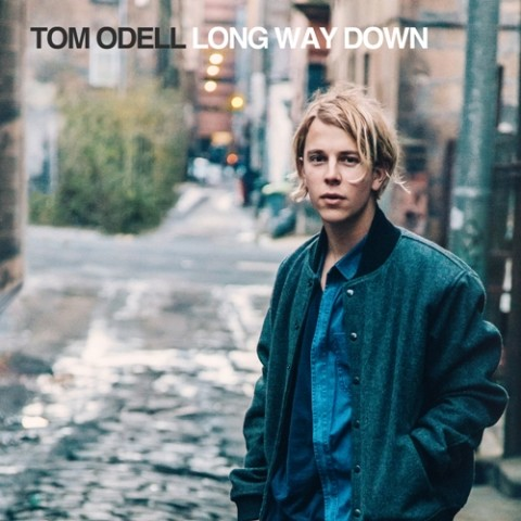 Long Way Down Tom Odell copertina disco