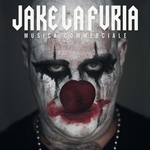musica commerciale jake la furia copertina cd