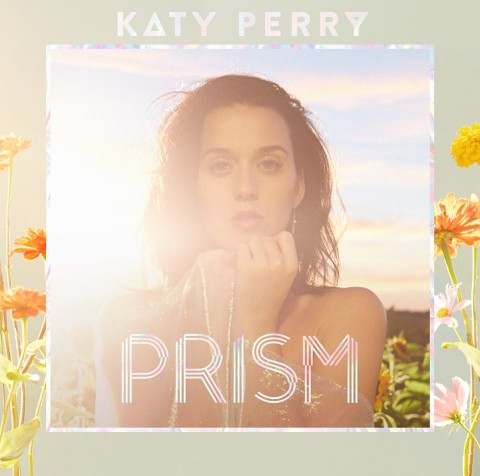Prism Katy Perry copertina cd