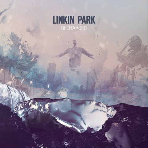 recharged linkin park copertina cd artwork