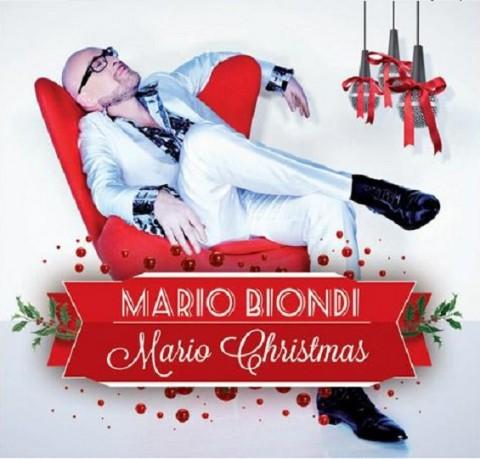 mario biondi christmas copertina disco