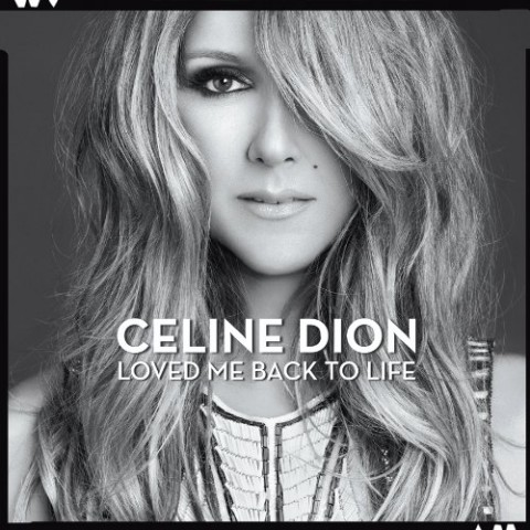 Loved Me Back to Life (Deluxe Version) - Céline Dion copertina album