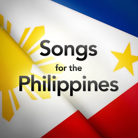 Songs for the Philippines copertina disco