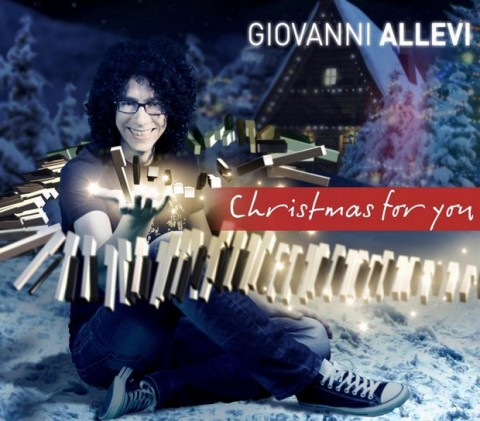 giovanni allevi christmas for you copertina cd