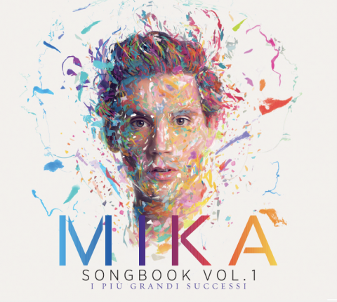 mika songbook vol 1 copertina cd