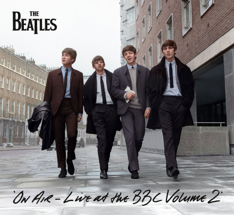 On Air - Live At The Bbc Volume 2 copertina cover artwork