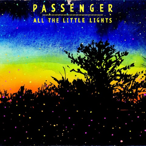 All the Little Lights passenger copertina cd artwork