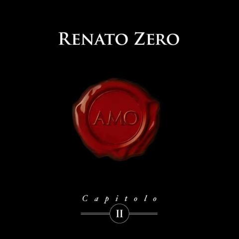 renato zero amo capitolo ii  copertina album