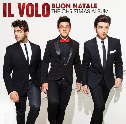 Buon natale: The Christmas Album copertina