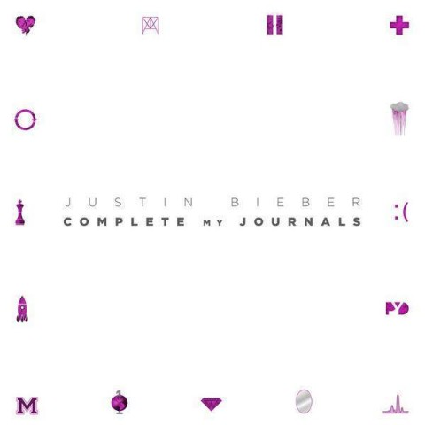 Journals album cover artwork