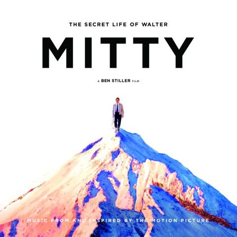 The Secret Life of Walter Mitty colonna sonora album cover