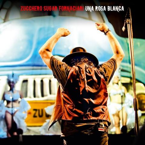 Zucchero Una Rosa Blanca copertina album