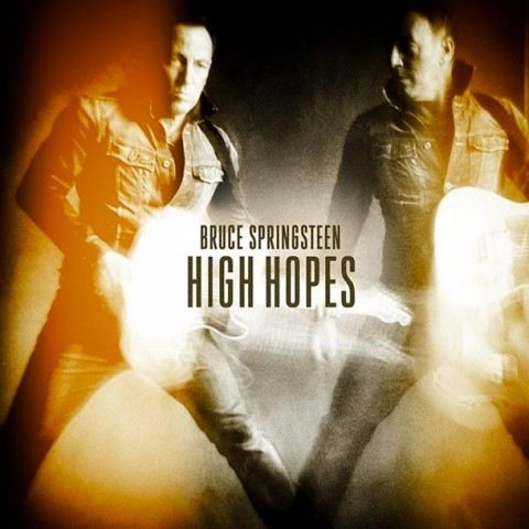 High Hopes copertina cd artwork