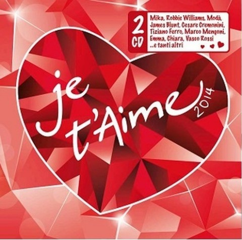 je t-aime 2014-compilation san valentino-cover