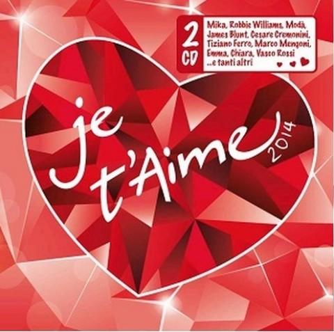 je t-aime 2014-compilation san valentino-cover