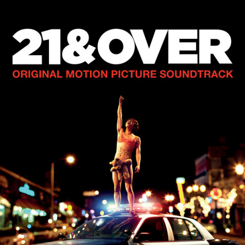 21 & Over soundtrack cover