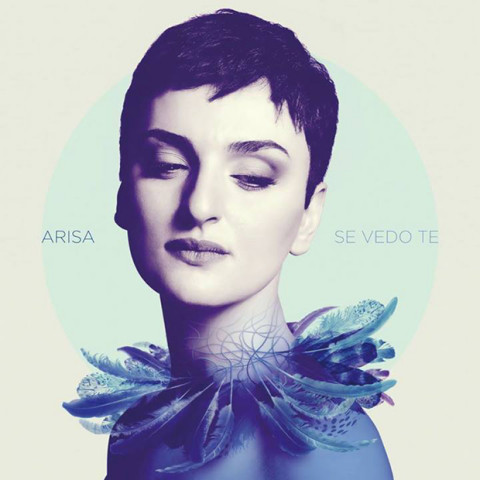 Arisa - Se Vedo Te - Album Cover