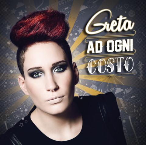 Greta ad ogni costo copertina cd