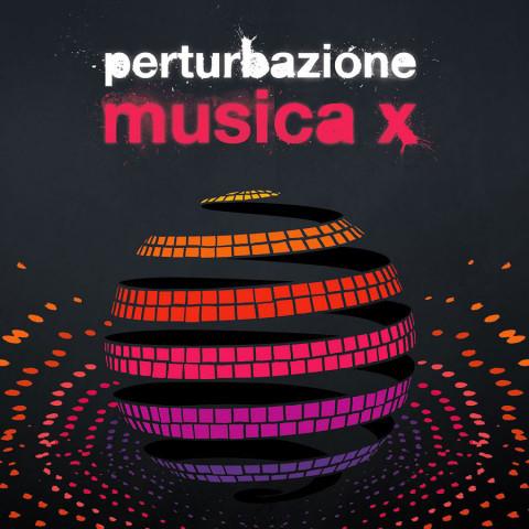 Perturbazione Musica X copertina disco