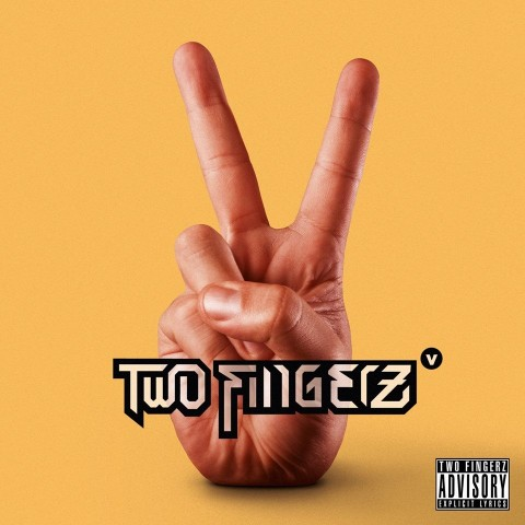 Two Fingerz V cd cover
