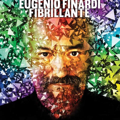 eugenio finardi fibrillante album cover artwork