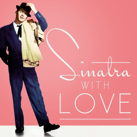 Sinatra, With Love copertina cd