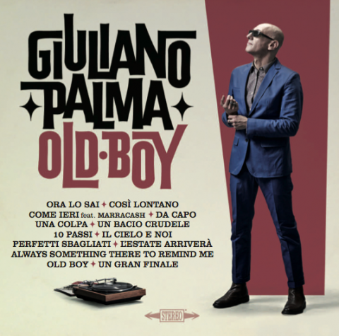 Giuliano Palma - Old Boy - copertina disco