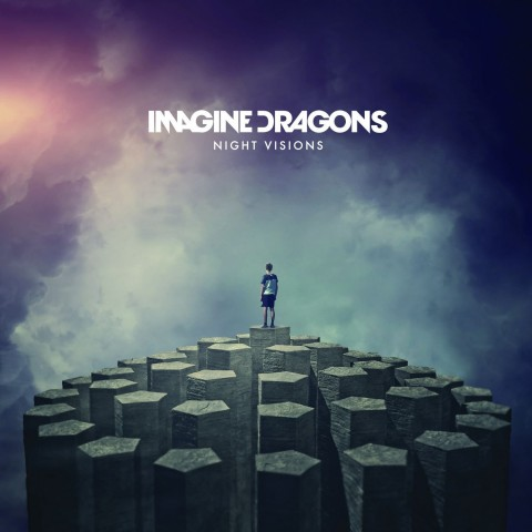 imagine dragons night visions copertina disco
