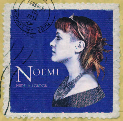 Made in London noemi album cover