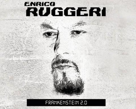 Ruggeri-Frankenstein 2.0  copertina disco