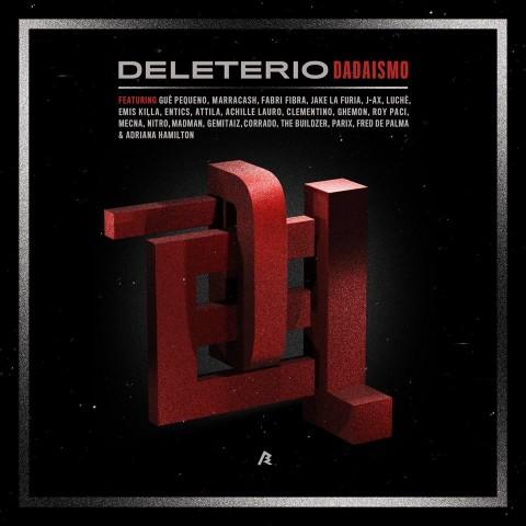 Deleterio a.k.a. Del dadaismo copertina disco