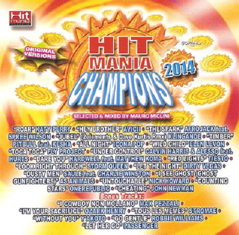 Hit Mania Champions 2014