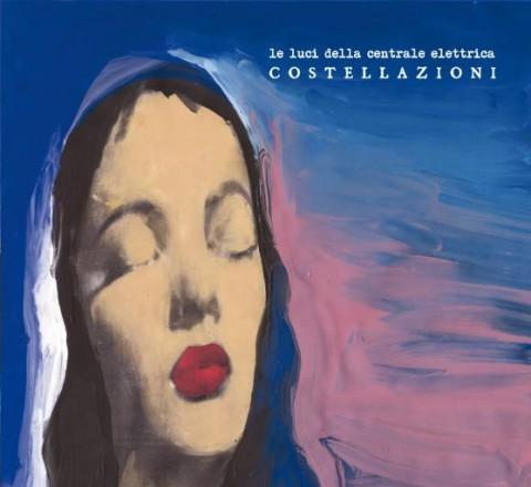 Costellazioni, copertina nuovo album de Le Luci della Centrale Elettrica