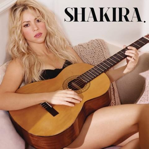 shakira copertina disco