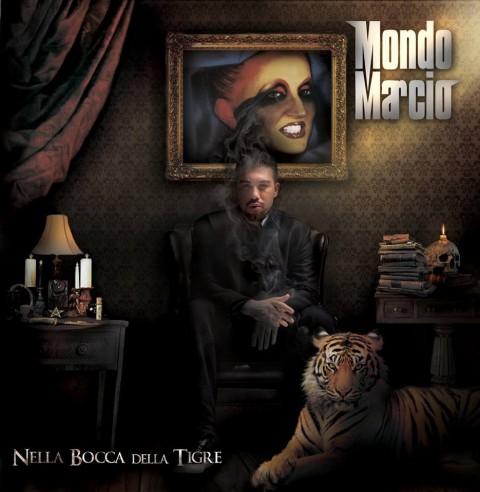Nella Bocca della Tigre album cover