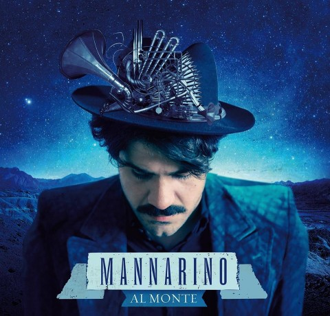 Alessandro Mannarino al monte copertina disco