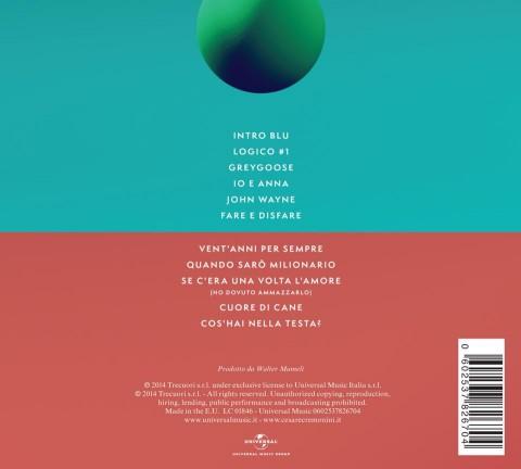 logico cremonini copertina album retro 2014