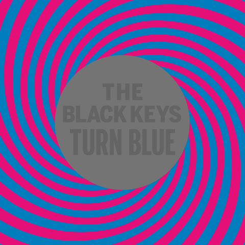 the black keys turn blue