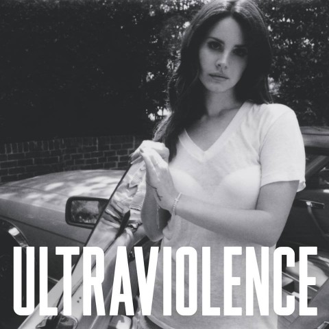 Lana Del Rey - Ultraviolence copertina disco