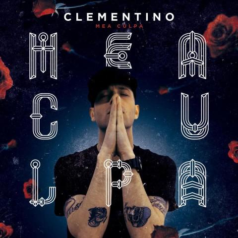 Mea Culpa Clementino copertina disco
